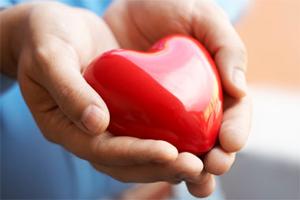 heart in hands Kahve falında kalp görmek